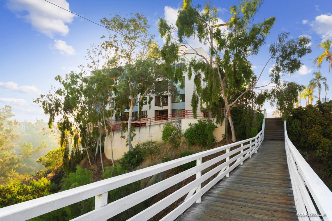 Quince St Bridge in San Diego- Blumenfeld Group | San Diego Homes for Sale